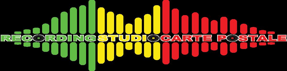 Recording Studio Carte Postale - Enregistrement, mixage, mastering Logo